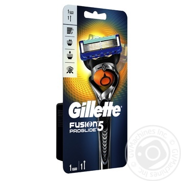 Gillette Fusion5 ProGlide Flexball razor with 1 replaceable cartridge - buy, prices for Novus - image 2