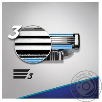 Gillette Mach3 Start replaceable shaving cassettes 4pcs - buy, prices for Novus - image 3