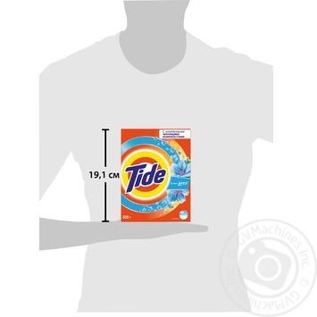 Порошок стиральный Tide Lenor Effect 400г - купить, цены на Varus - фото 2