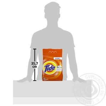 Tide Alpine Fresh Automat Laundry Powder Detergent 2,4kg - buy, prices for Novus - image 2