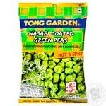 Горох Tong Garden зелений смажений з васабi 50г