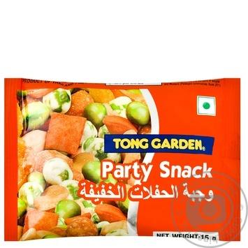 Микс жареных бобовых Tong Garden Party Snack 15г - купить, цены на Novus - фото 1