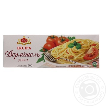 KMF Extra Vermicelli Long Pasta - buy, prices for Furshet - image 2