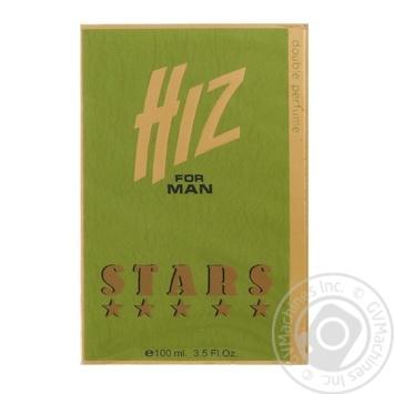 Вода туалетна HIZ Man STARS 100мл х30