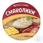Appetizer Tulchynka chilled for sandwich 90g - buy, prices for MegaMarket - image 1