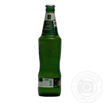Пиво Оболонь светлое 0,5л - купить, цены на Novus - фото 3