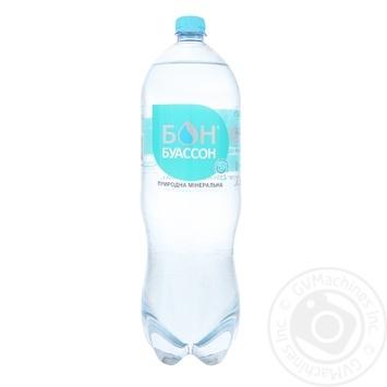 Вода Бон Буассон слабогазована 2л - купити, ціни на Фуршет - фото 3