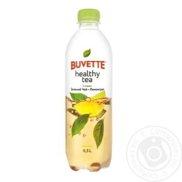 Напиток Buvette Healthy Tea Зеленый чай 0.5л - купить, цены на Фуршет - фото 1