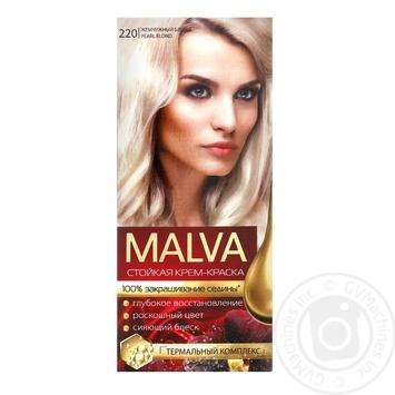 Краска Acme-color Malva Жемчужный блонд - купить, цены на Фуршет - фото 1