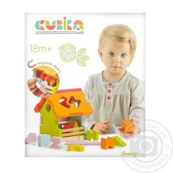 Levenya Toy Sorter House LS-1 11599 - buy, prices for Furshet - image 2
