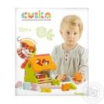 Игрушка Левеня Сортер дом LS-1 11599 - купить, цены на Фуршет - фото 1