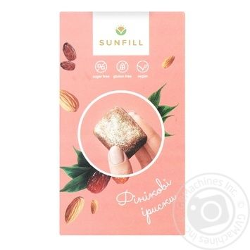 Toffee Sunfill 150g - buy, prices for Novus - image 1