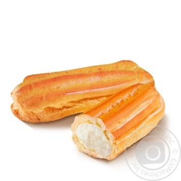 Пирожные БКК Эклеры вкус пломбир 120г - купить, цены на Ашан - фото 2