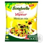 Суміш овочева Bonduelle Мексиканська на парі заморожена 400г - купити, ціни на Varus - фото 2