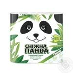 Snow Panda Toilet Paper 4pcs