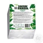 Snow Panda Single-Layer Napkins 24cm*100pc - buy, prices for Tavria V - image 2