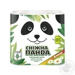 Snizhna Panda Aroma Toilet Paper 8pcs