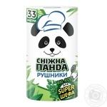 Полотенца бумажные Снежная панда Big Roll