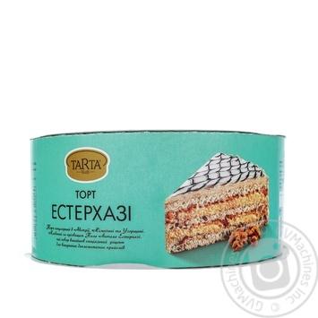 Торт Tarta Эстерхази 500г - купить, цены на Фуршет - фото 2