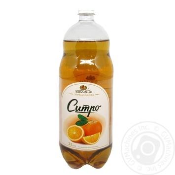 Obolon Sitro Non-alcoholic soft drink 2l - buy, prices for Novus - image 1
