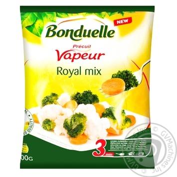 Смесь овощная Bonduelle Императорская 400г - купить, цены на Восторг - фото 1