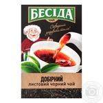 Tea Beseda black loose 80g