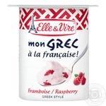 Elle&Vire Milk Greek Dessert with Raspberry 8,5% 125g - buy, prices for CityMarket - photo 2