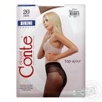 Колготы Conte Bikini 20 Den р.3 natural шт