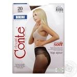 Колготы Conte Bikini 20 Den р.2 bronz шт