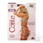Колготы Conte Active 20 Den р.4 bronz шт