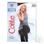 Tights Conte Episode bronze deniers for women 50den 3size