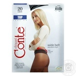 Tights Conte polyamide for women 20den 2size