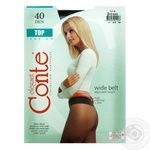 Tights Conte polyamide for women 40den 2size
