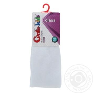 Колготки дитячі Class р.116-122, 191 білий - купить, цены на Novus - фото 1