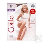 Колготки женские Conte Elegant Ideal 40 beige р.4 шт