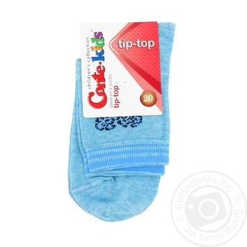 Sock Conte kids cotton - buy, prices for Novus - image 1