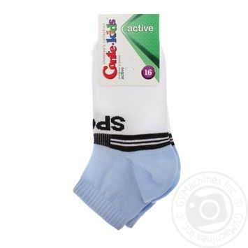 Шкарпетки Conte Kids Active дитячі розмір 16