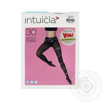 Колготи жіночі інтуіція support 30 ден 4 тілесний - купить, цены на Novus - фото 1