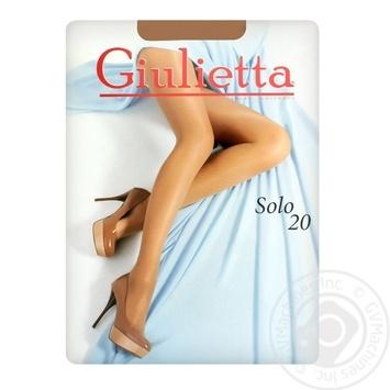 Колготки Giulietta Solo glace женские 20ден 3р