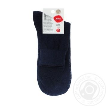 Шкарпетки чоловічі класичні Marca Classic розмір 29 арт.М101U - купить, цены на Novus - фото 1