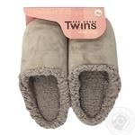 Капці Twins домашні жіночі 38-39р