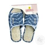 Взуття домашнє жіноче Тофу Gemelli