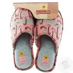 Обувь Gemelli Жираф домашняя женская 39р