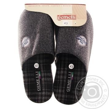 Взуття домашнє чоловіче Сфінкс Gemelli р/р 41-45