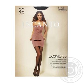 Колготки жіночі Incanto Cosmo 20 nero 5 - купить, цены на Novus - фото 1