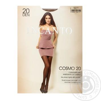 Колготки жіночі Incanto Cosmo 20 daino 5 - купити, ціни на Novus - фото 1