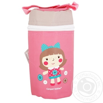 Thermo bag Canpol pink for children - buy, prices for Novus - image 1