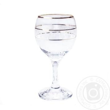 Набор бокалов Gurallar Artcraft Sultan для красного вина 260мл 6шт - купить, цены на МегаМаркет - фото 2