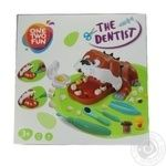 Toy set One two fun Dentist - buy, prices for Auchan - photo 3