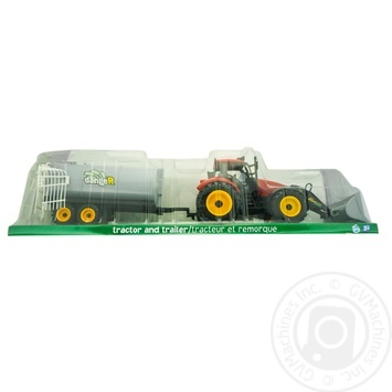 Dickie Toys Farm Tractor In Assortment Buy From 189 00 Uah Toys Auchan Kyiv Lviv Dnipro Odesa